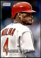 Yadier Molina 2019 Topps Stadium Club 5x7 #227 /49 Cardinals