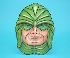 MOTU HE-MAN MASTERS OF THE UNIVERSE SNAKE MEN KING HISS DS PROMO MASK 1985