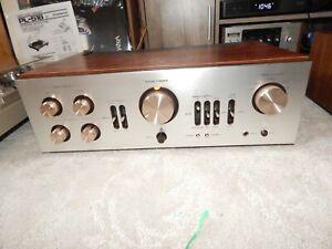 Vintage Luxman L-80V Amplifier