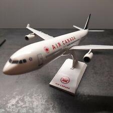 L&D🇫🇷 maquette Avion Air  Canada Airbus Model Plane maquette agence rare