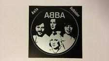 Abba Benni Agnetha Bjorn group STICKER Vintage logo music auto aufkleber