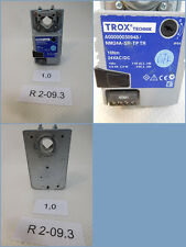 Trox LM24A-F, Trox M466DT4/LM24A-F, Configuración de Tracción 24Volt AC / Dc