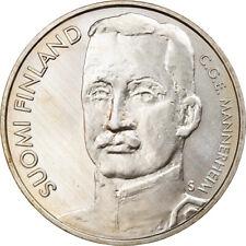 [#831689] Finland, 10 Euro, Mannerheim and St. Petersburg, 2003, FDC, Zilver