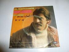"""ROB MEIER - Zo Gaat Ons Leven Voorbij - 1973 Dutch 7"""" Juke Box vinyl single"""