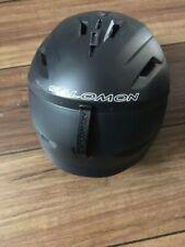 Salomon ski helmet - black  size 60-62