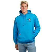 Hot Tuna - Rainbow - Official - Mens - Hoodie - Turquoise - S-XXL