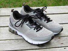 Reebok Jet Dashride Running Shoes Sz 10 Mens Silver Gray 1AP502316 Athletic