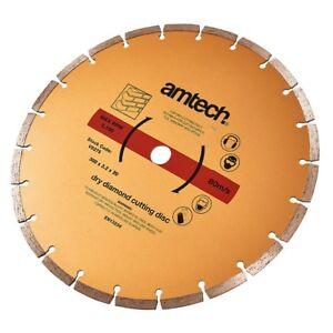 "12"" Diamond Cutting Disc Grinder Cutter Blade Masonary & Hard Brick Stone 300mm"