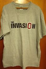 OHIO STATE BUCKEYES tee XL Invasion T shirt OSU University logo Columbus
