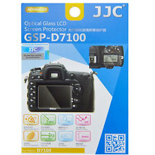 JJC GSP-D7100 Optical GLASS LCD Screen Protector Film for Nikon D7100 D7200 9H