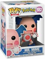 Pokemon Mr. Mime Pop! Vinyl Figure + Pop Protector