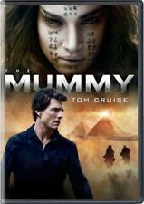 The Mummy DVD 2017 Subtitled tom Cruise Sofia Boutella