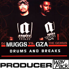 dj muggs gza fl studio drum sp1200 akai mpc s950 asr10 vinyl break beats loops