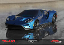 NEW Traxxas 83056-4 1/10 Ford GT AWD Supercar RTR BLUE