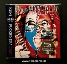 KUNI - Fucked Up! JAPAN SHM-CD Limited OUT OF PRINT mini LP COVER UICY- 94693