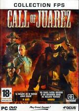 JEU PC DVD ROM../...CALL OF JUAREZ.....