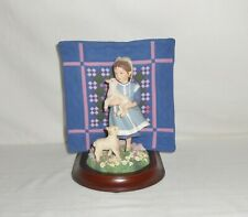 1993 The Amish Collection Limited Edition First Issue Sadie Mae Figurine