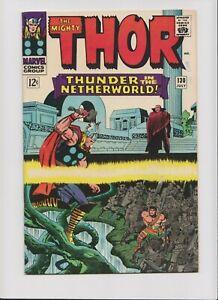 Marvel Comics The Mighty Thor #130 9.0 grade
