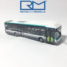 RM SAI 2710 HO - version DC Car Autobus MAN LION'S CITY (version avec passagers)