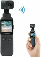 Feiyu Pocket Hanheld Gimbal Camera Stabilizer 4K HD Camera Stabilizer