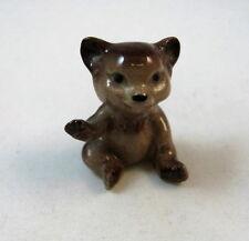 Hagen Renaker miniature made in America Bear Cub Sister retired