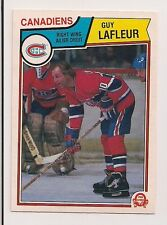 1983 84 OPC #189 GUY LAFLEUR MONTREAL CANADIENS O-PEE-CHEE