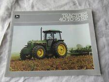 John Deere 2150 2350 2550 2750 2950 3150 tractor brochure
