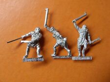 (Q715) GW LORD OF THE RINGS FERAL URUK-HAI (3) METAL OOP