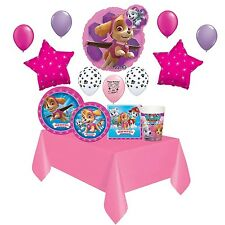 Paw Patrol Party Supply Bundle for 8 Guests