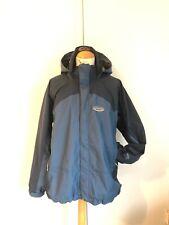 Mens Vintage Patagonia Gortex XCR Storm Zip Up Jacket XLarge Green Weatherproof
