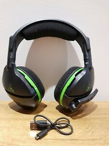 Turtle Beach Stealth 600 Xbox One Gaming Headset - Black/Green - Ref **