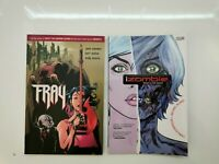 iZOMBIE VOLUME 1 DEAD TO THE WORLD and FRAY GRAPHIC NOVEL Paperback (A2)