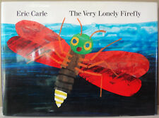 The Very Lonely Firefly by Eric Carle 0 - 1995 HC/DJ - 1st/3rd V. Nice!