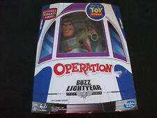 Hasbro Operation Toy Story Buzz Lightyear Game New in Box