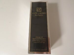 ESTEE LAUDER RE-NUTRIV ULTIMATE LIFT AGE-CORRECTING LOTION NIB SEAL 6.7oz 200ml