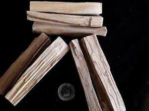 Palo Santo Wood for use in cleansing negative energies from a person or space