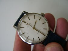 VINTAGE OMEGA MAUAL WIND WATCH GENTS MEN MANS SEAMASTER GENEVE