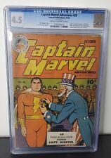 Captain Marvel Adventures #28 | Fawcett Publications 1943 | Golden Age