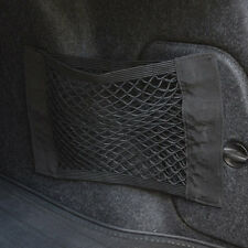 New Car Auto Back Rear Trunk Seat Elastic Net Mesh Organizer Storage Bag Cage AN