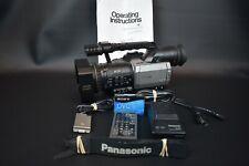 Panasonic Ag-Dvx100 MiniDv Cinema Professional Camcorder Tape Video Camera