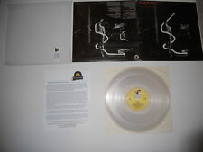 Synergy Cords '78 Clear Vinyl Analog Limited Mint Ultrasonic CLEAN