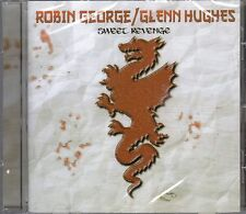 ROBIN GEORGE / GLENN HUGHES. SWEET REVENGE. BRAND NEW FACTORY SEALED CD ALBUM