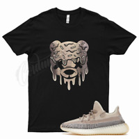 Black DRIPPY T Shirt for Yeezy 350 V2 Ash Pearl Reflective Stone Blue Sand
