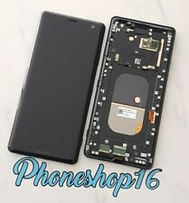 Original Sony Xperia xz3 pantalla LCD Pantalla Táctil Digitalizador pantalla negro B
