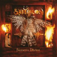 SATYRICON - NEMESIS DIVINA (RE-ISSUE VINYL)   VINYL LP NEW!