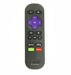 NEW Wi-Fi Remote FIT for ROKU STICK and ROKU Steaming Player and Roku TV