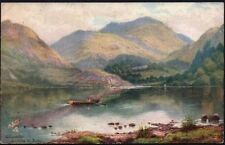 Postcard - Cumbria - Ullswater Looking to Birks
