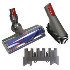 DYSON Floor Head + Tool Holder Wall Rack Brush V7 Animal Total Clean Motorhead