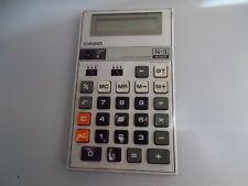 Casio N-3 Taschenrechner, 12-Digit,  #K-80-7