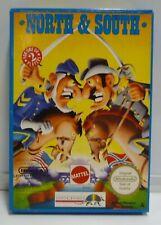 NORTH & SOUTH NINTENDO  NES-NS-ITA  - MATTEL PAL BOXED RARE 1990